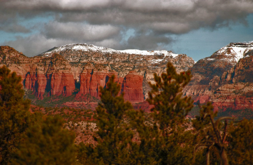 sedona vortex location