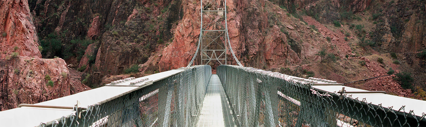 Silver Bridge, Grand Canyon Arizona